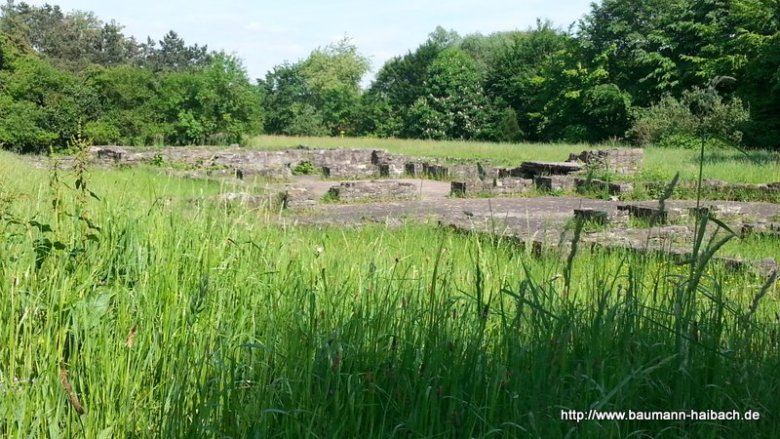 Nilkheimer Park Roemisches Bad 002