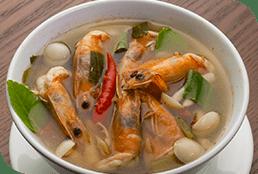 Ginseng Seafood