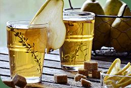 Pear Tea