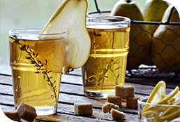 Ginseng Pear Tea