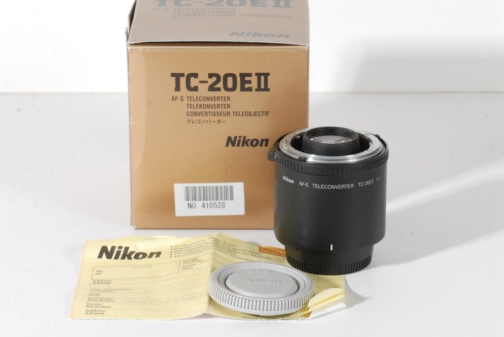 Nikon Teleconverter TC-20 E II