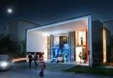 Haus der Zukunft von Prof. Sobek und ILEK