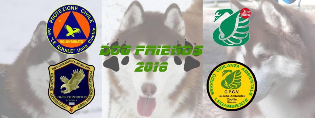Dog Friends 2018