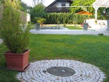Erneuerung des Zugangs und der Außenanlagen mit Teichbau_3
