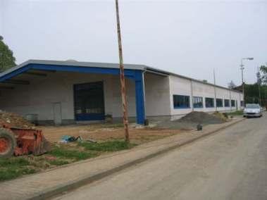 Produktionshalle mit Büroanbau und Außenanlagen, Zweibrücken
