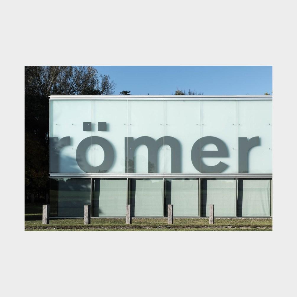 Architekturfotografie Römer und Kelten Museum Manching