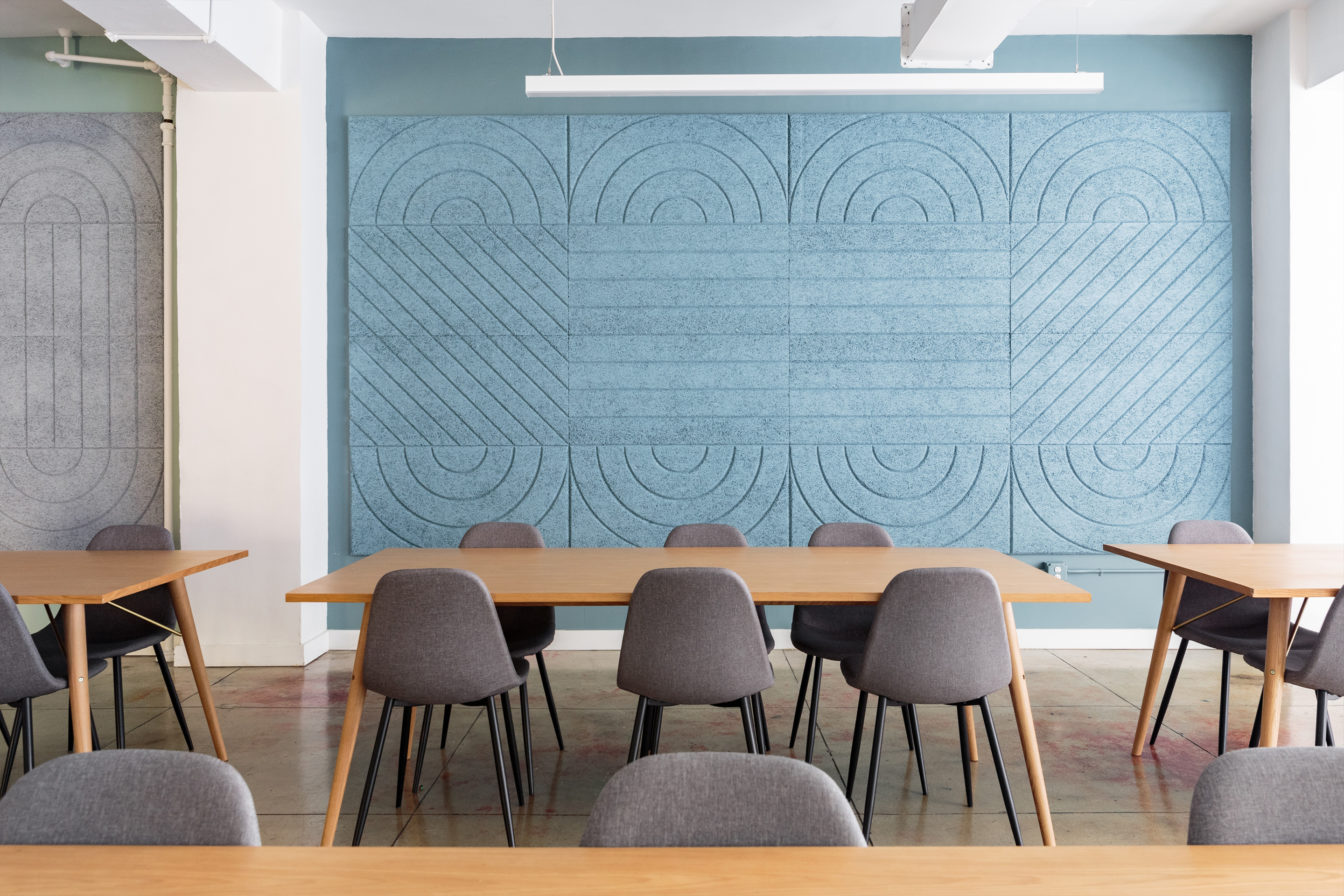 sustainable acoustic sound absorbers