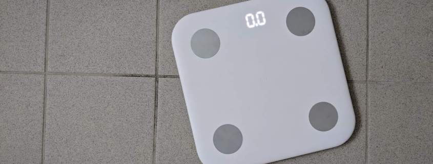 Xiaomi Mi Body Fat Smart Scale Header