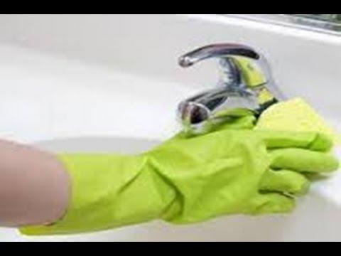 طرق تنظيف المنزل