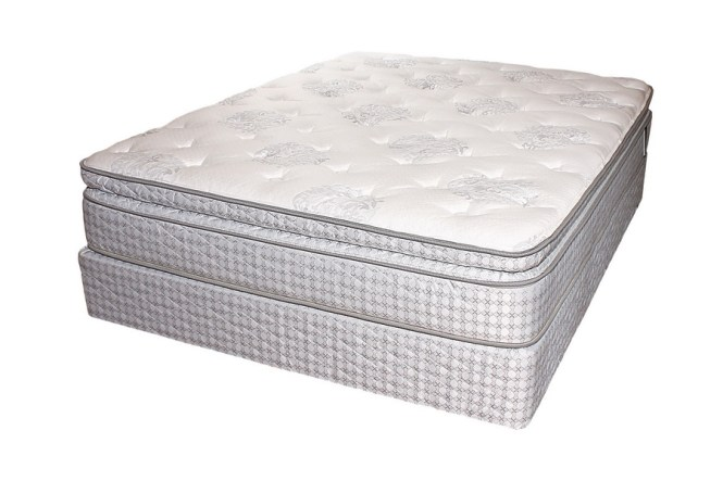 Serta Dream Haven Stratford Way Super Pillow Top Queen Mattress Affordable Modern Furniture In Chicago