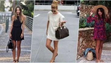 Yazın En Güzel Kısa Elbise Modelleri