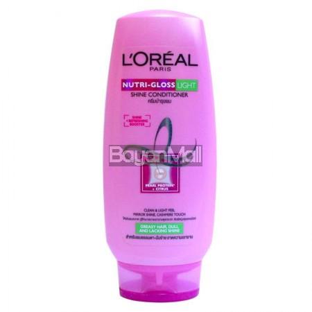 loreal paris nutri gloss light 180ml