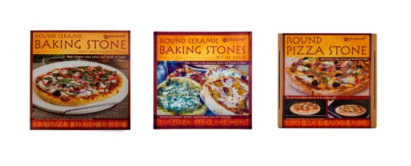 PizzaCraft consumer packaging for Sur La Table by Bayard Heimer - 3 products, 3 up