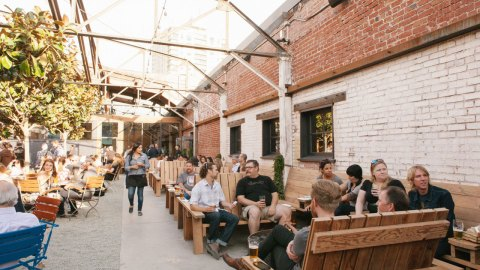 Best Beer Gardens (and Patios) in the East Bay