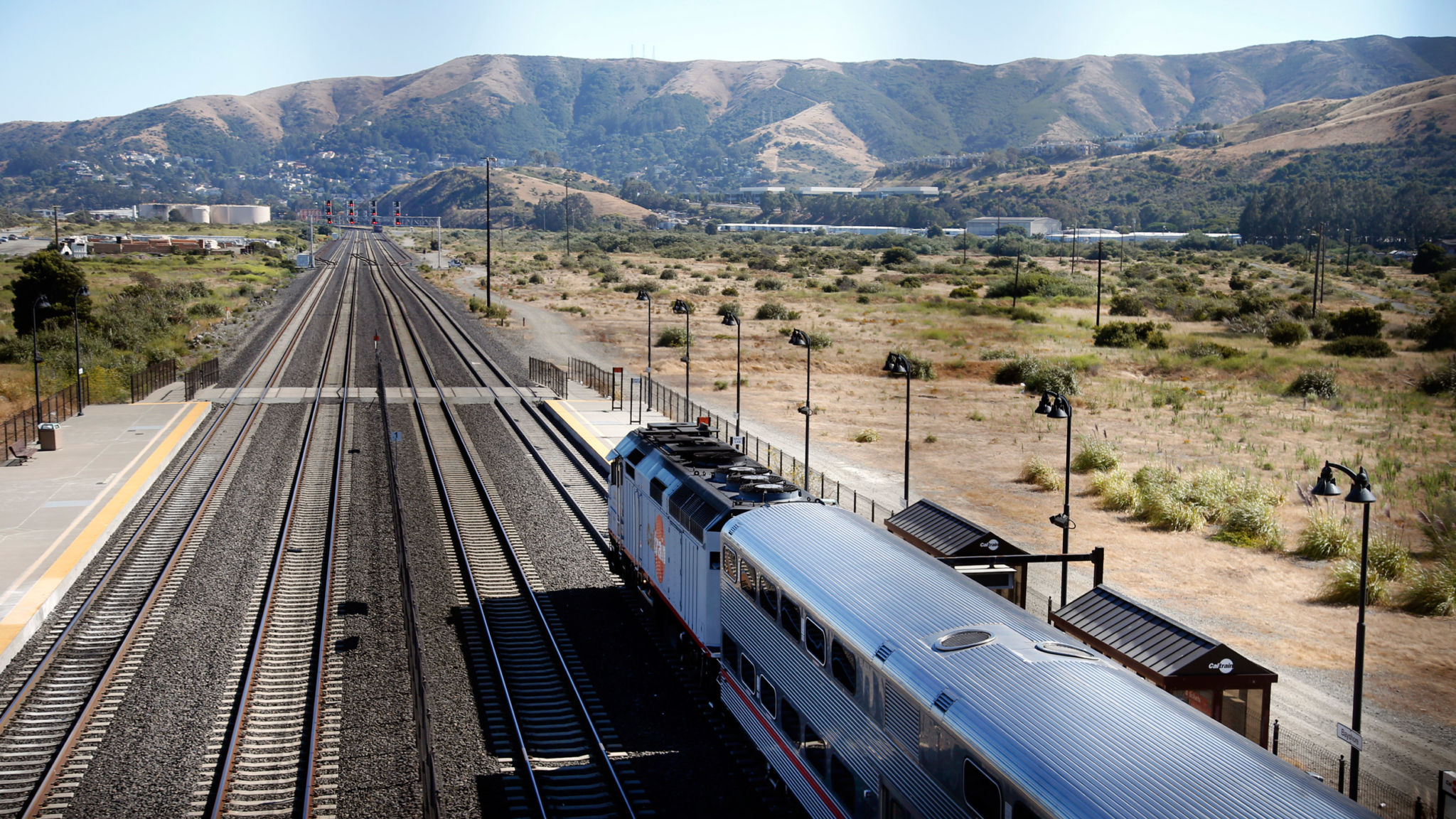Caltrain: The Best and Worst of Silicon Valley's Rail Corridor