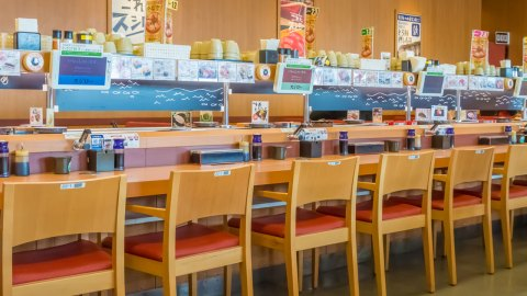 Kula Revolving Sushi Bar: Where Eating & Playing Come Together
