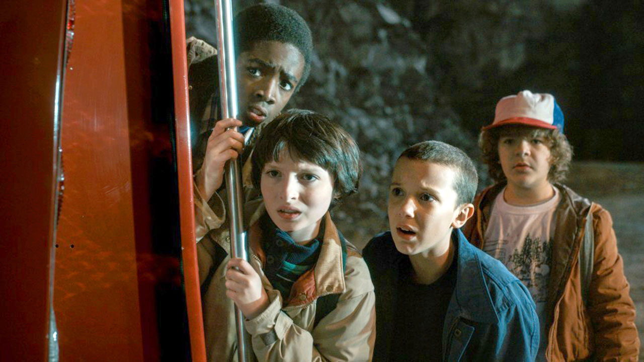 We can't wait for the return of these curious kids (Netflix).