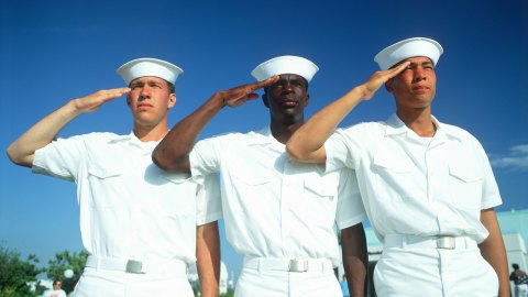 How to Pick Up a Sailor During Fleet Week