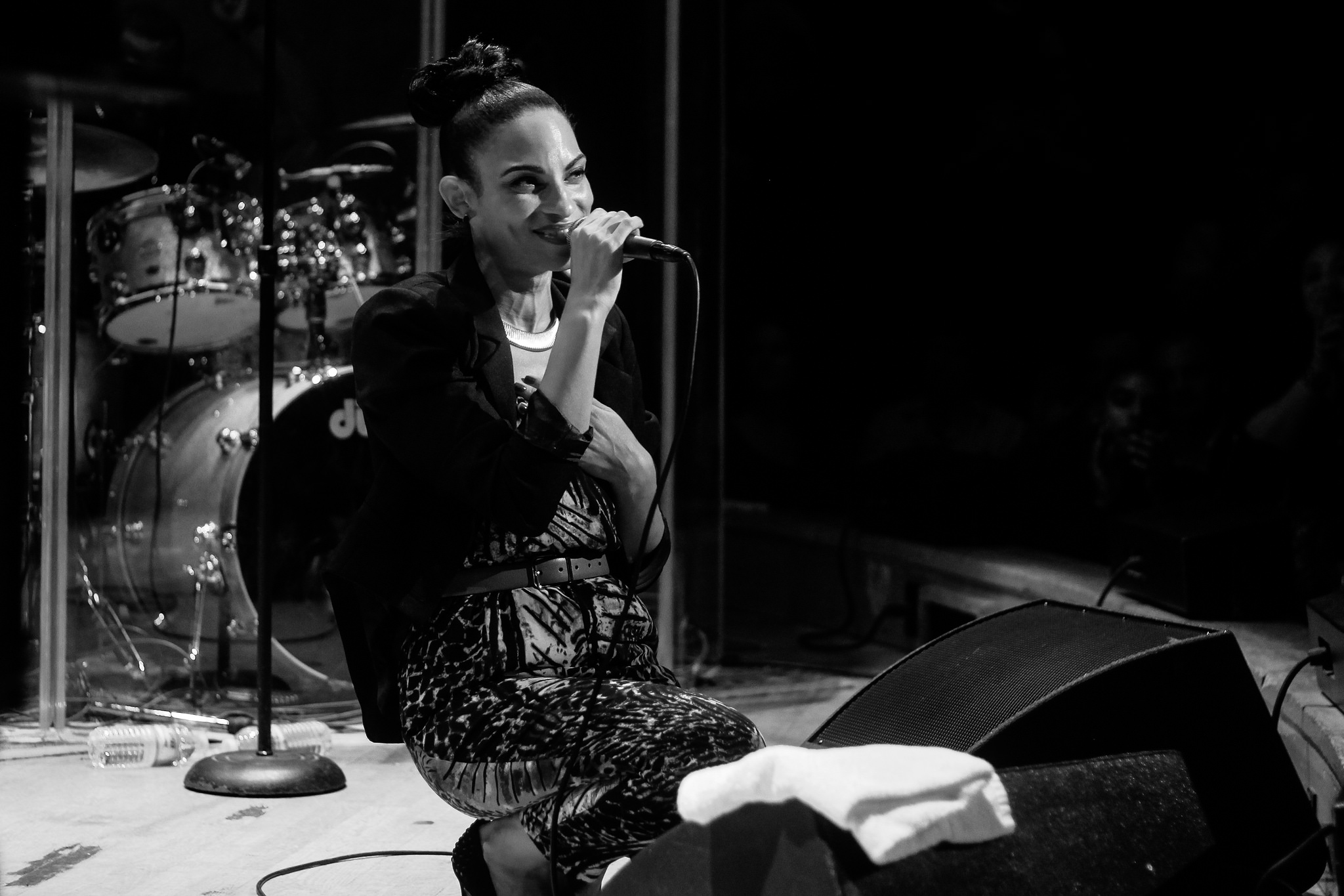 Catch a show (like Goapele) at Yoshi's (Amir Aziz/Flickr).