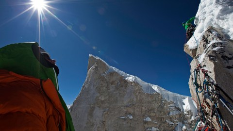 The Men Who Scaled Meru: Peninsula Open Space Trust Hosts a Lecture Series Featuring Jimmy Chin