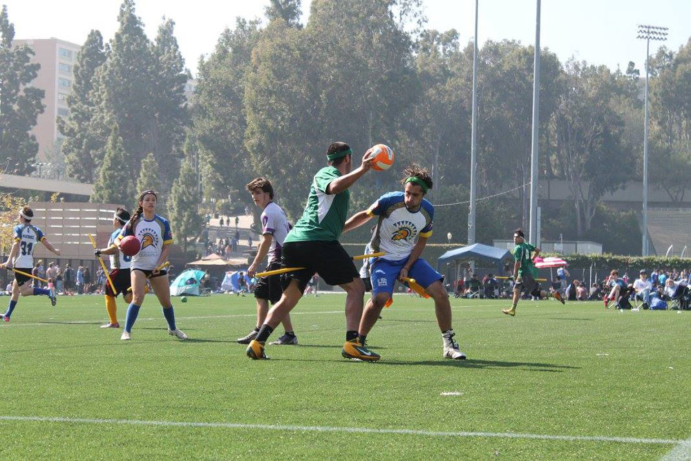 Keepers from the California Dobbys and SJSU clash .