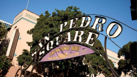 How to Spend an Evening at San Pedro Square, Downtown San Jose's Eclectic Marketplace
