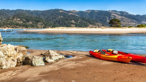 The Best Places to Kayak in the Bay Area
