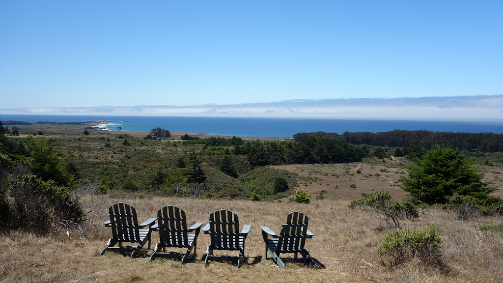 Costanoa retreat center.