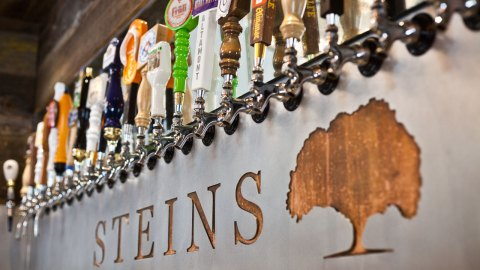Steins Beer Garden & Restaurant Opens Second Location in Cupertino
