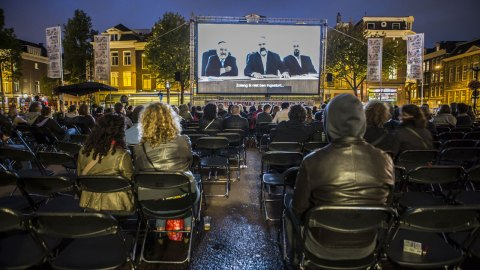 Where to Catch an Outdoor Movie all Over the Bay Area this Summer
