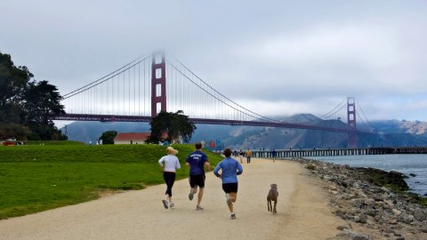 The Top 5 Scenic Runs in San Francisco