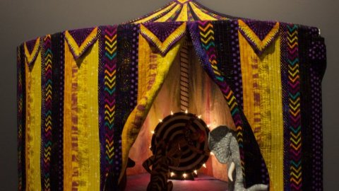 Circus crafts: Quilt museum hosts free family day