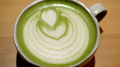 Matcha drinks, desserts reign at this San Francisco cafe