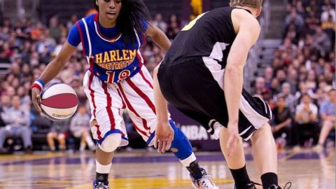 Harlem Globetrotters bring their razzle-dazzle back to the Bay Area