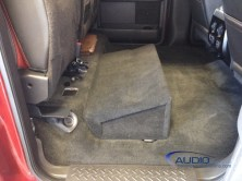 Ford Raptor Audio