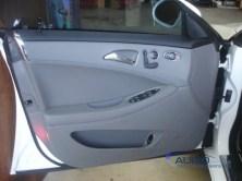 Mercedes Benz CLS500 Audio
