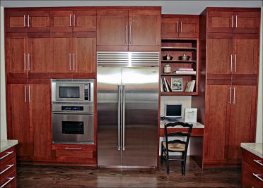 transitional cabinets 10