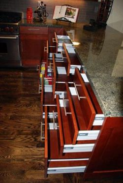 transitional cabinets 5