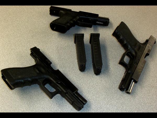 Tactical Pistol Course | BAY AREA FIREARMS