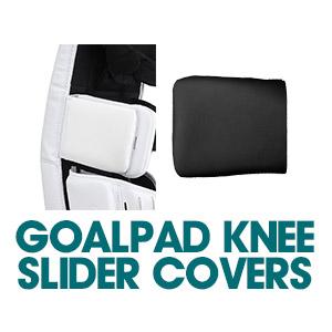 BAHR Goalie Leg pad Knee Slider Covers