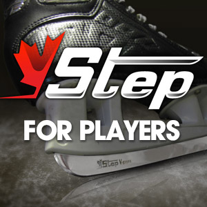 Step Steel Blades For Players