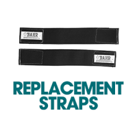 BAHR Replacement Straps