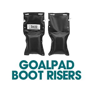 BAHR Goalpad Boot Risers