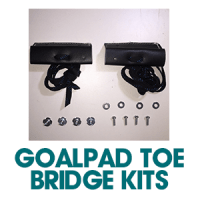 BAHR Goalpad Toe Bridge Kit