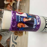 Ron Burgundy playoff candle
