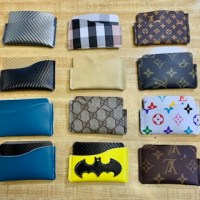 Custom Wallets & Leather Goods