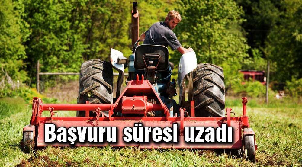 Çiftçi Kayıt Sistemi'ne Başvuru Süresi Uzadı
