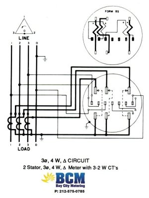 Wiring Diagrams  Bay City Metering NYC