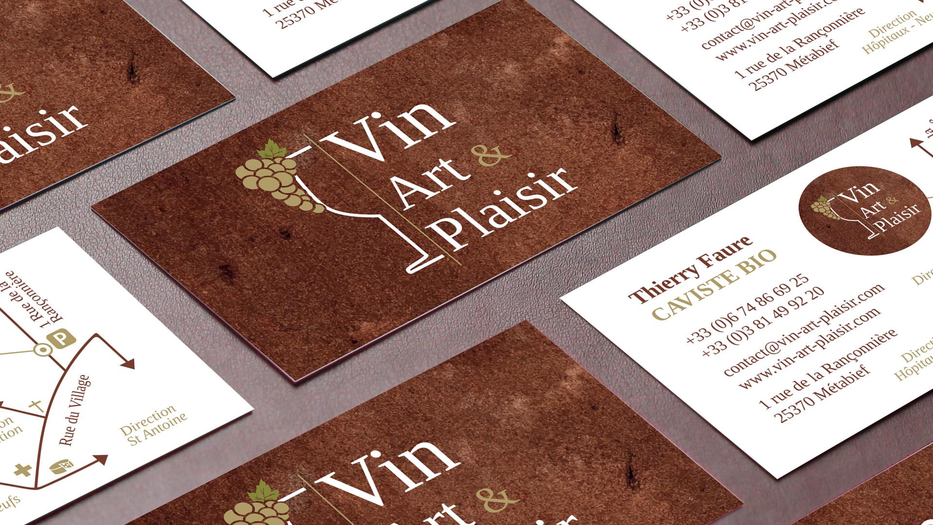 Vin Art & Plaisir – Caviste bio