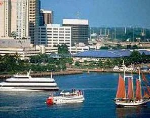 norfolk harbor